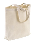 High Quality Promotional Canvas Tote Bags w/Gusset (TG200)