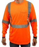 True Crest High Visibility Safety Shirt (1 Piece)